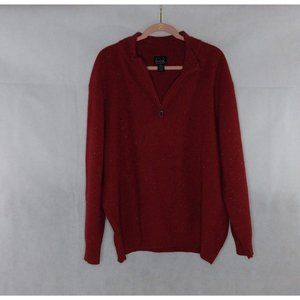 Jos. A. Bank Sweater XXL Red